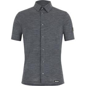 Santini Summer Gravel S/S Shirt Men grey